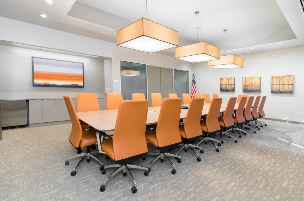 Avion Center Boardroom in Chandler, AZ