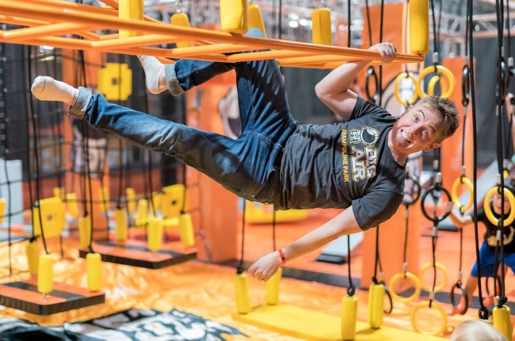 Big Air Chandler - ropes