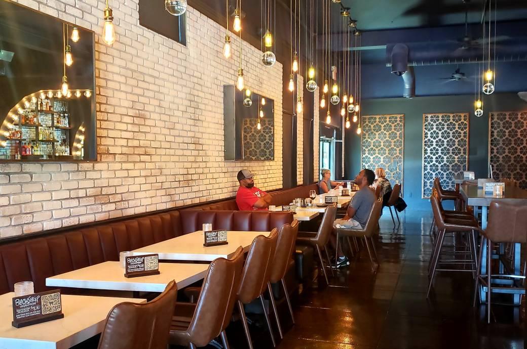 BlackSheep Wine Bar - Dining Room