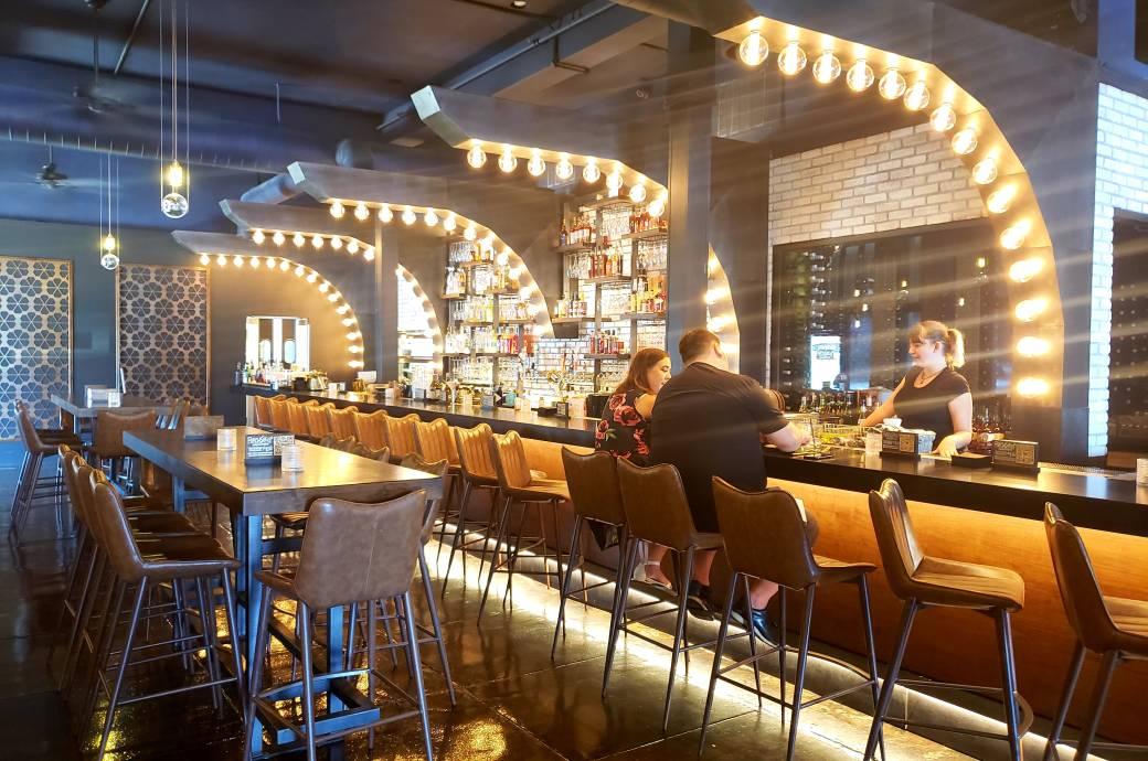 BlackSheep Wine Bar - Interior