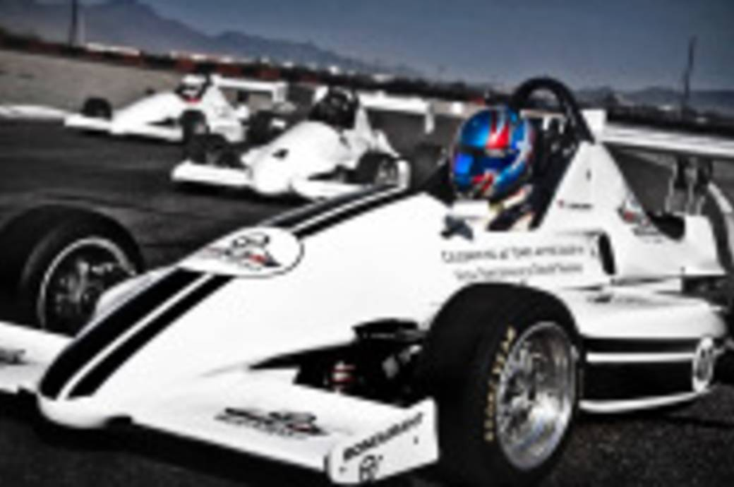 Bob Bondurant School of High Performance Driving Formula Mazda