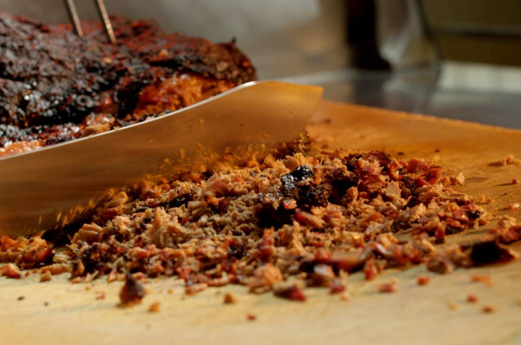 Dickey's Barbecue Pit Chopped Brisket