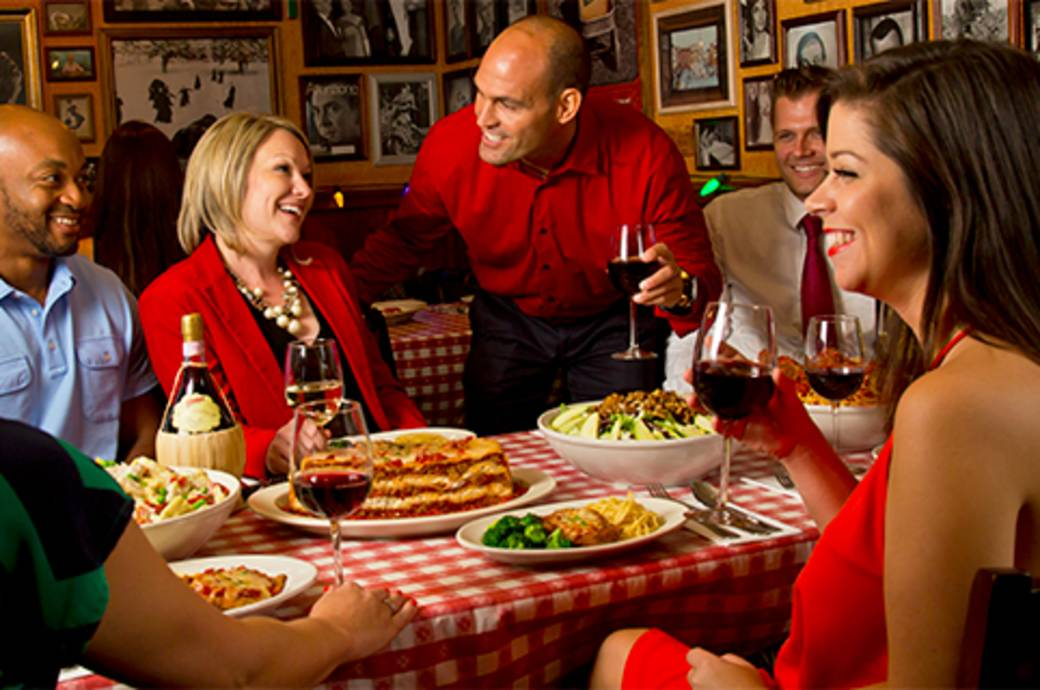 Buca Di Beppo Group Dining