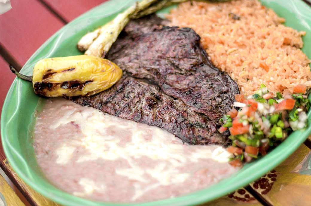 Casa Maria Mexican Grill - Carne Asada