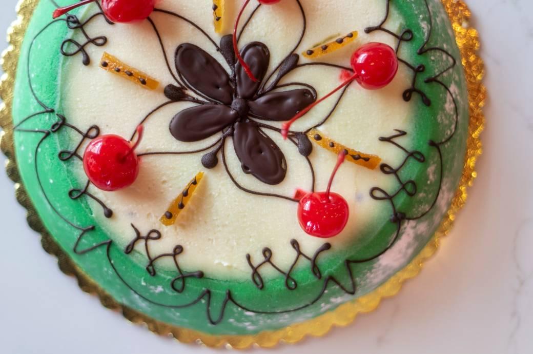 The Sicilian Baker - Cassata Siciliana