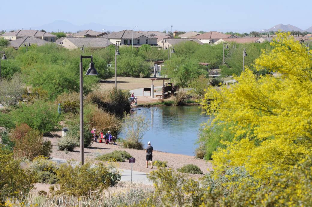 Veterans Oasis Park and Environmental Education Center
