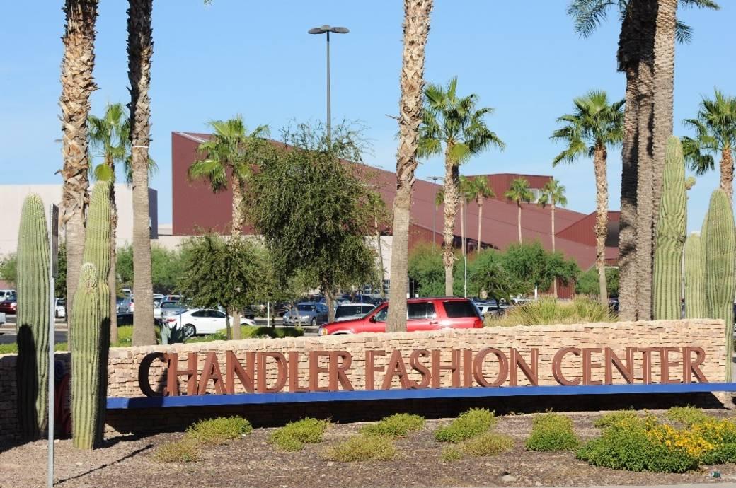 Chandler Fashion Center - Exterior Sign