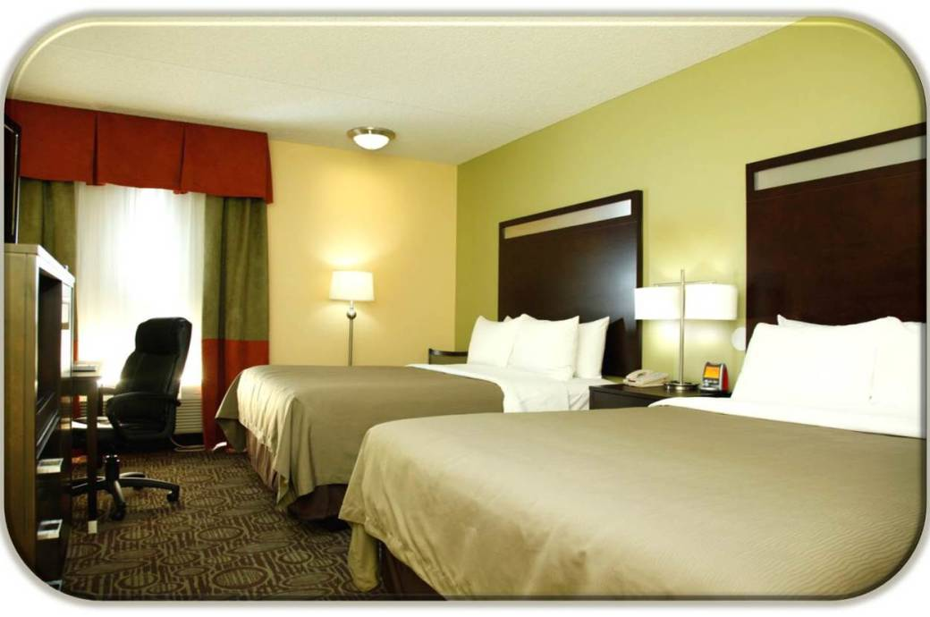 Comfort Inn Chandler Double Bed Room