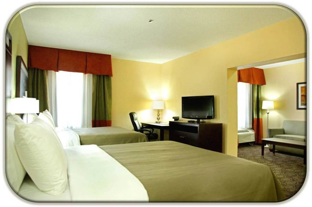 Comfort Inn Chandler Double Bedded Suite