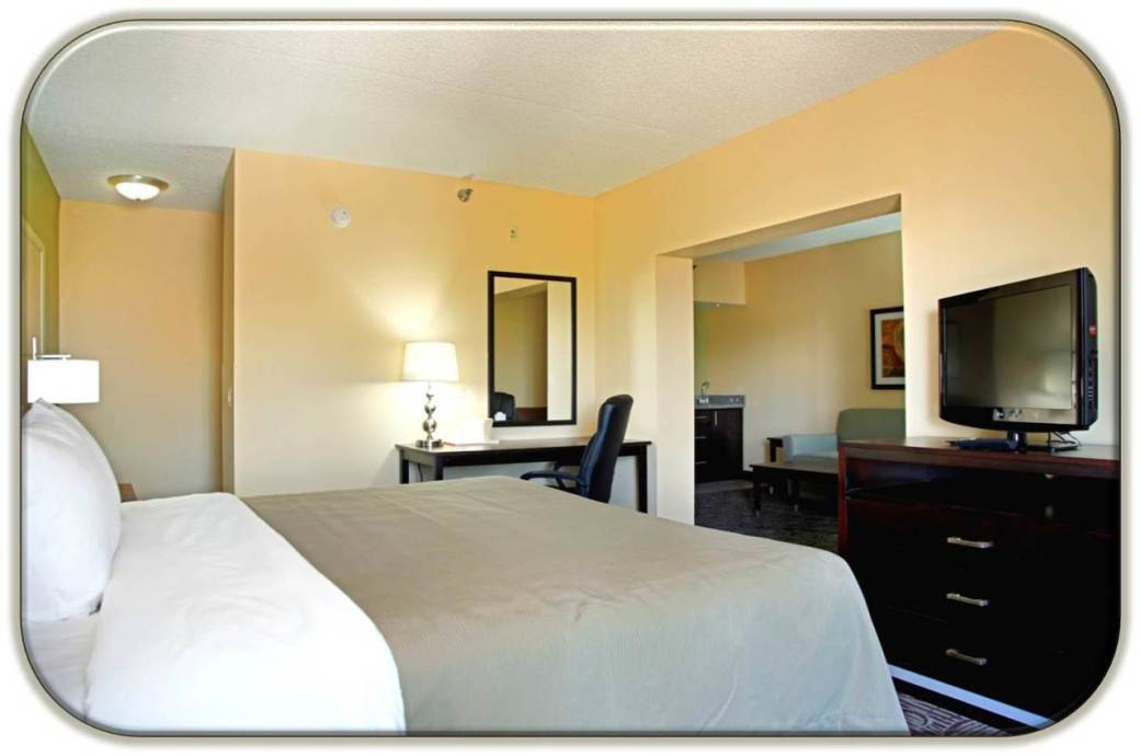 Comfort Inn Chandler King Bed Suite