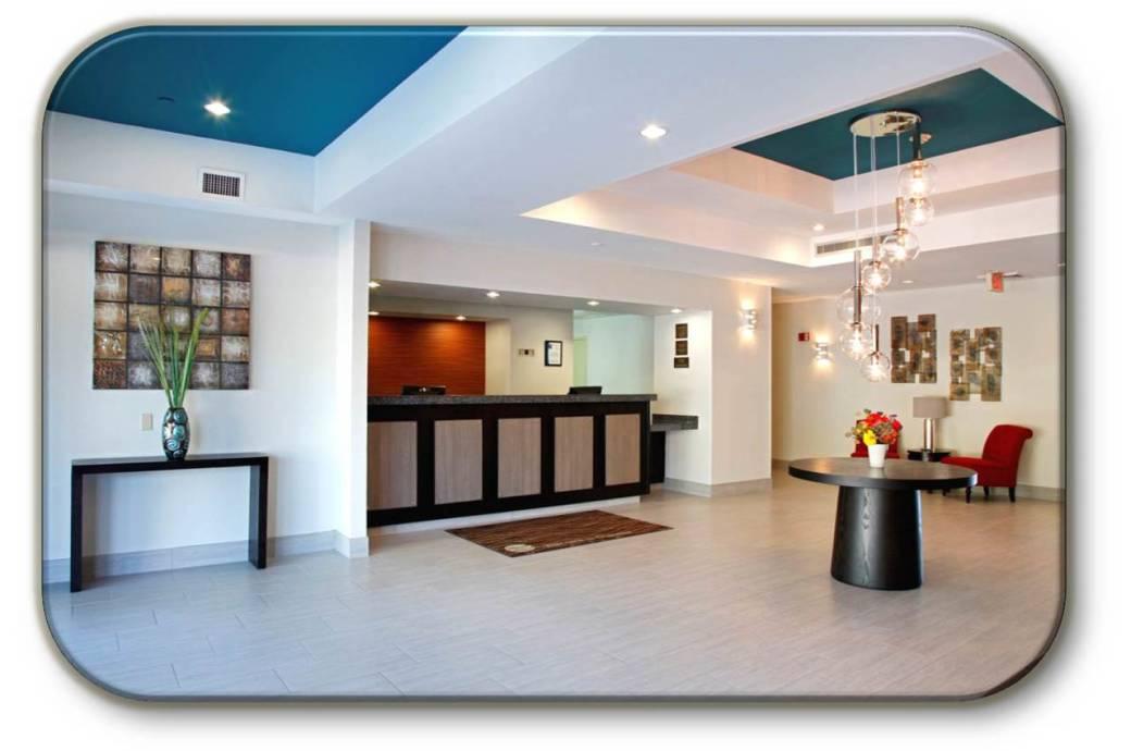 Comfort Inn Chandler Lobby