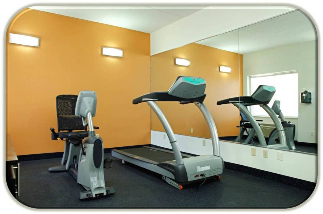 Comfort Inn Chandler Excercise Facility