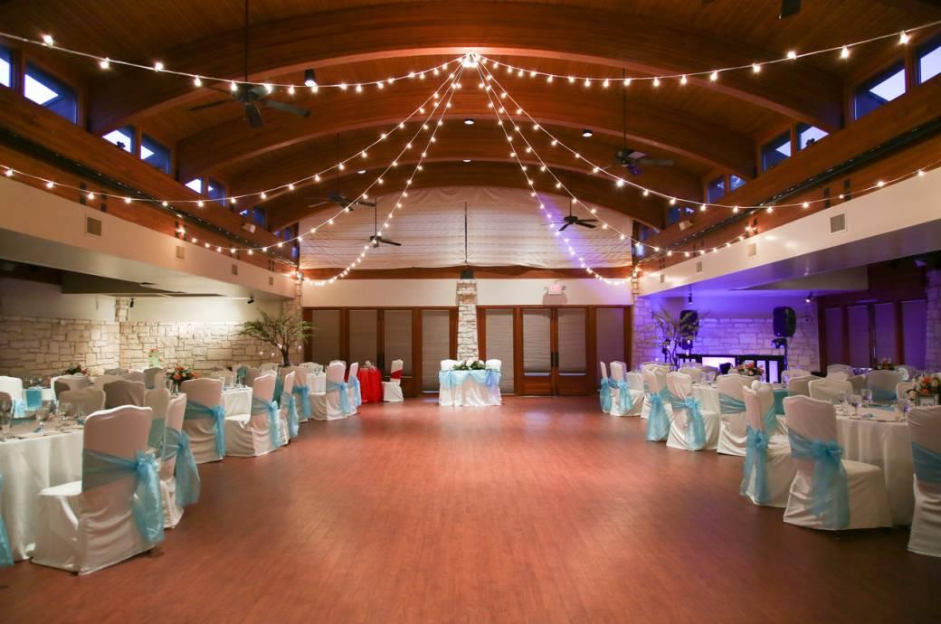 Crown Terrace Ballroom at Ocotillo Golf Resort