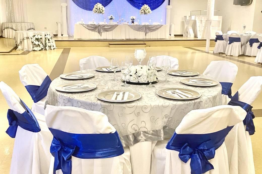 Crystal Reception Hall - Interior