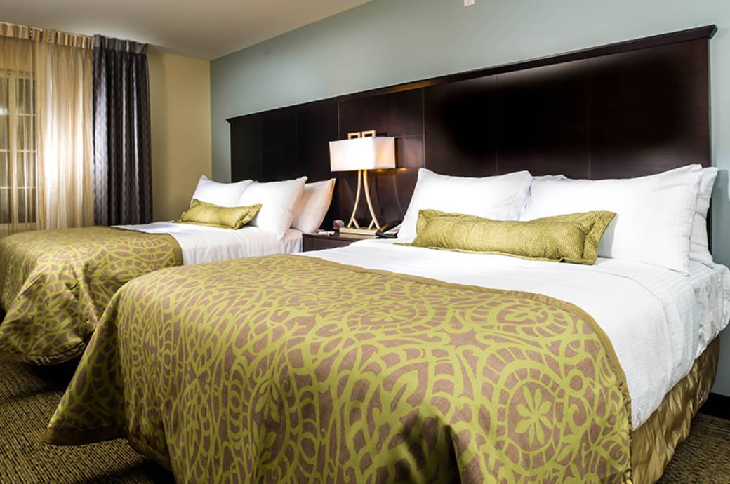 Staybridge Suites Phoenix-Chandler Studio with Double Beds