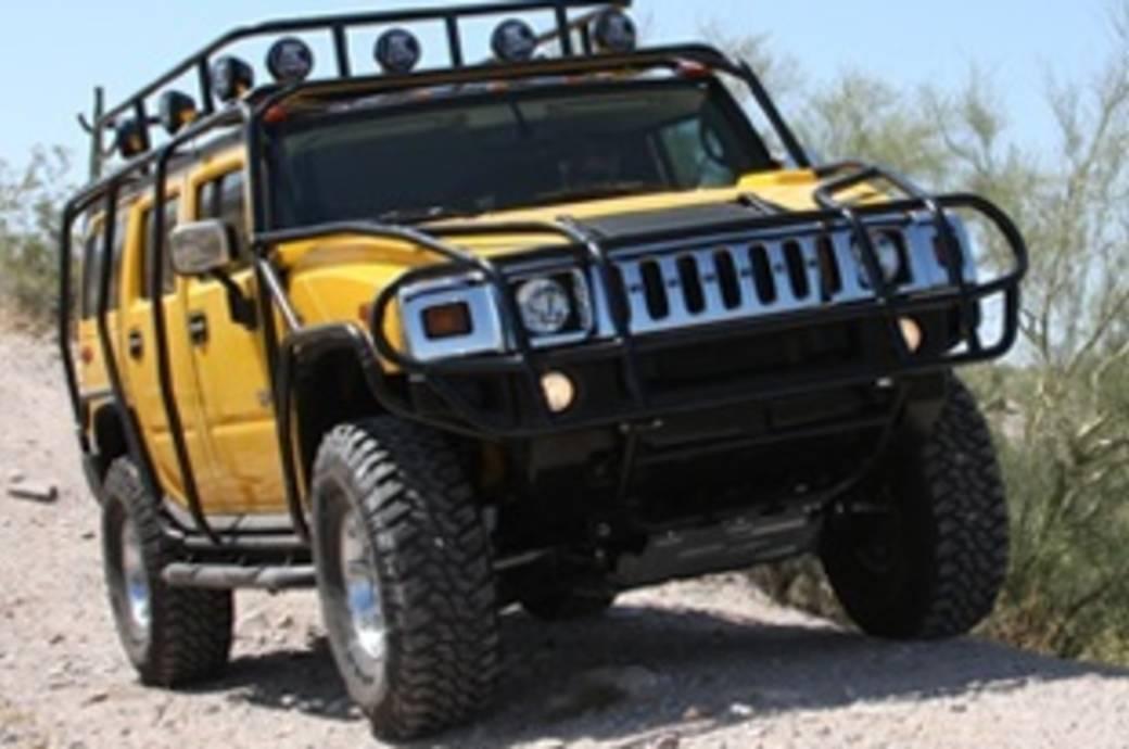 Desert Dog Hummer Adventures