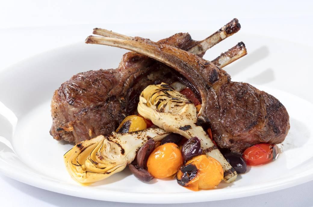 Shula's Steak House - Double Cut Lamb Chops