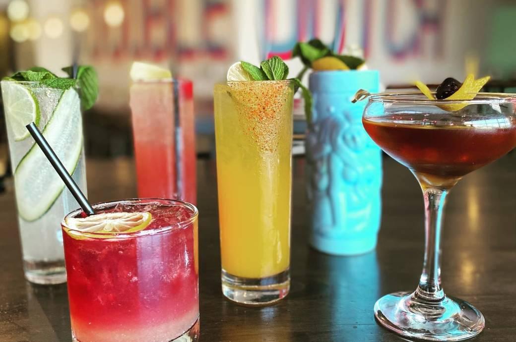Double Dutch - Cocktails