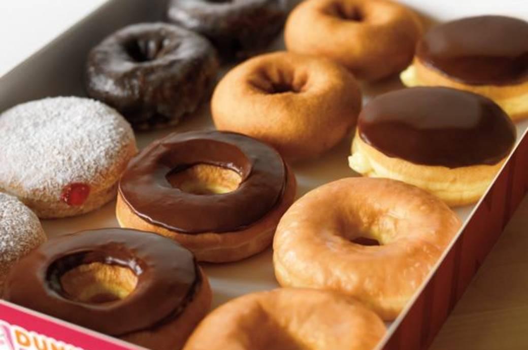 Dunkin Donuts - dozen