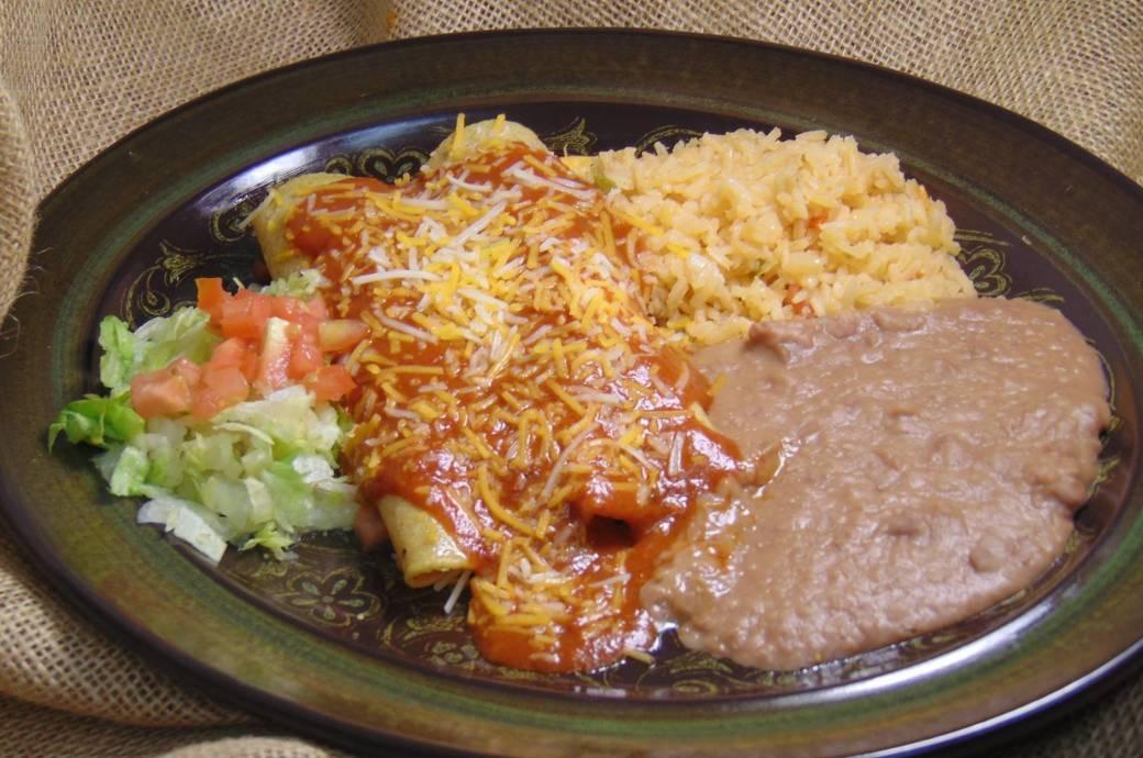 Espo's Mexican Food - Enchiladas