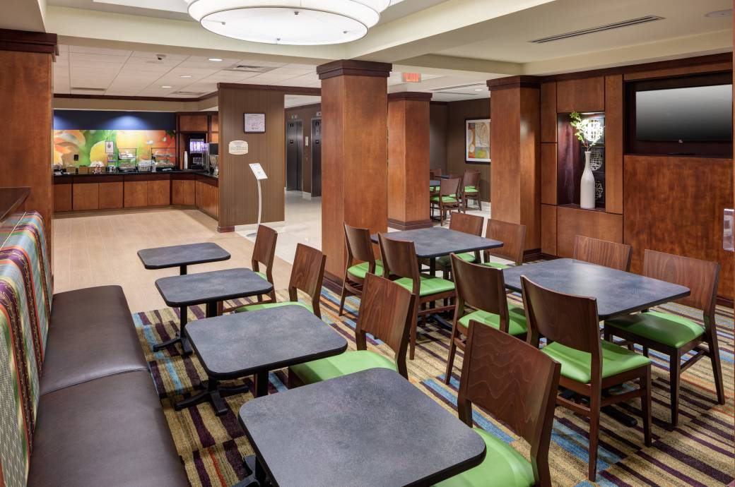 Fairfield Inn & Suites Chandler Fashion Center Dining Room