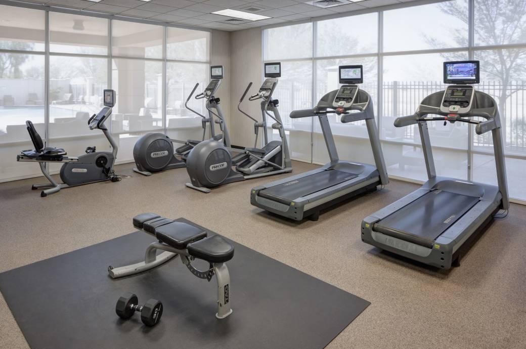 Fairfield Inn & Suites Chandler Fashion Center Fitness Center