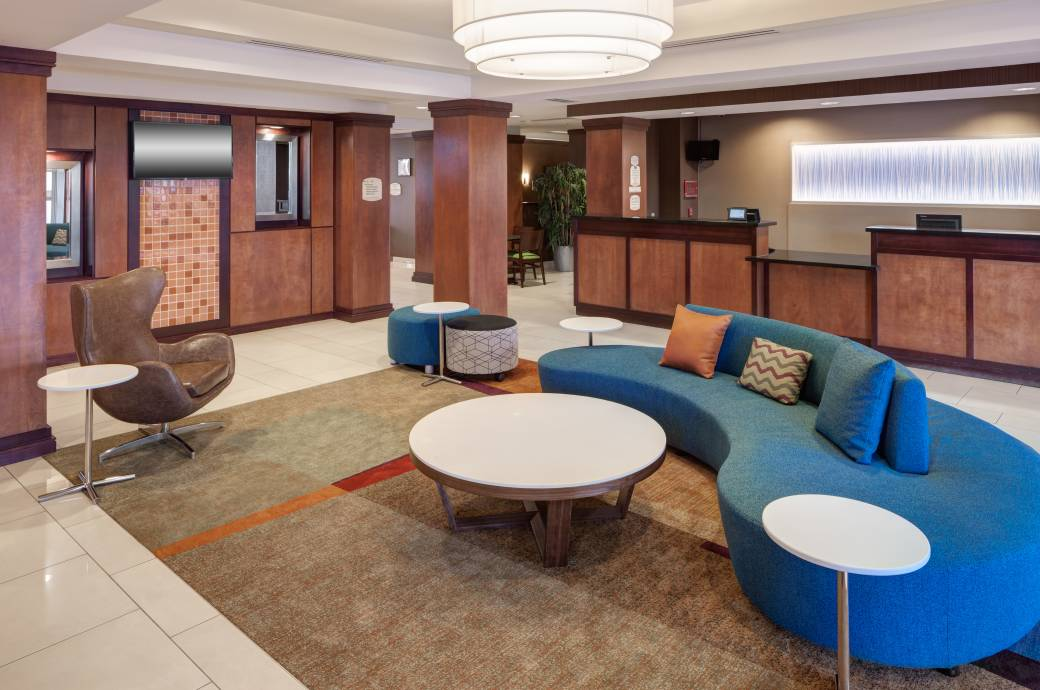 Fairfield Inn & Suites Chandler Fashion Center Lobby