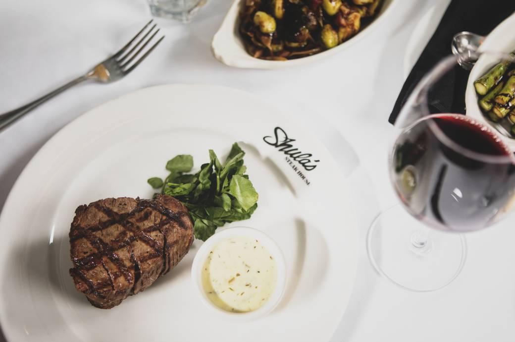 Shula's Steak House - filet