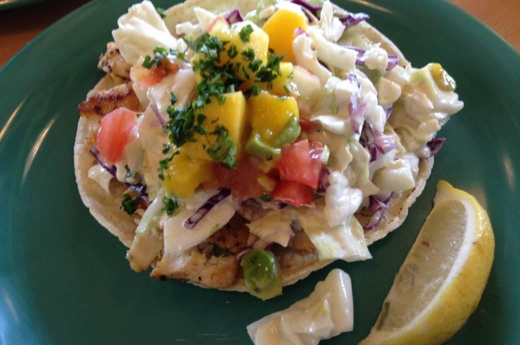 Coconuts Fish Cafe - Fish Tacos