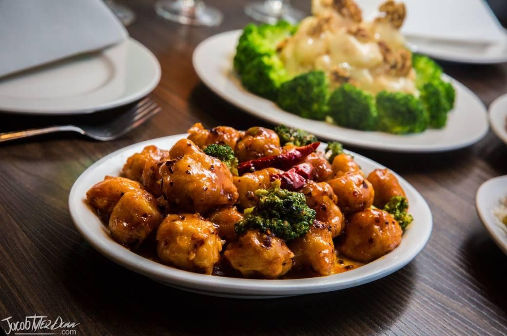 Singing Pandas Asian Cuisine - General Tso's Chicken