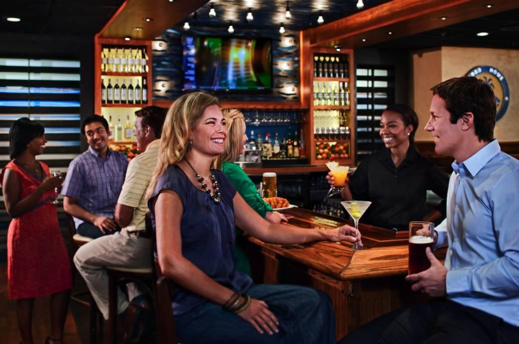 Outback Steakhouse - Bar
