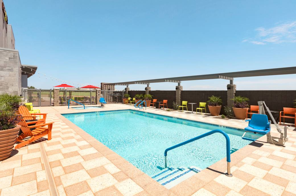 Home2 Suites by Hilton Phoenix Chandler PHXPC Pool