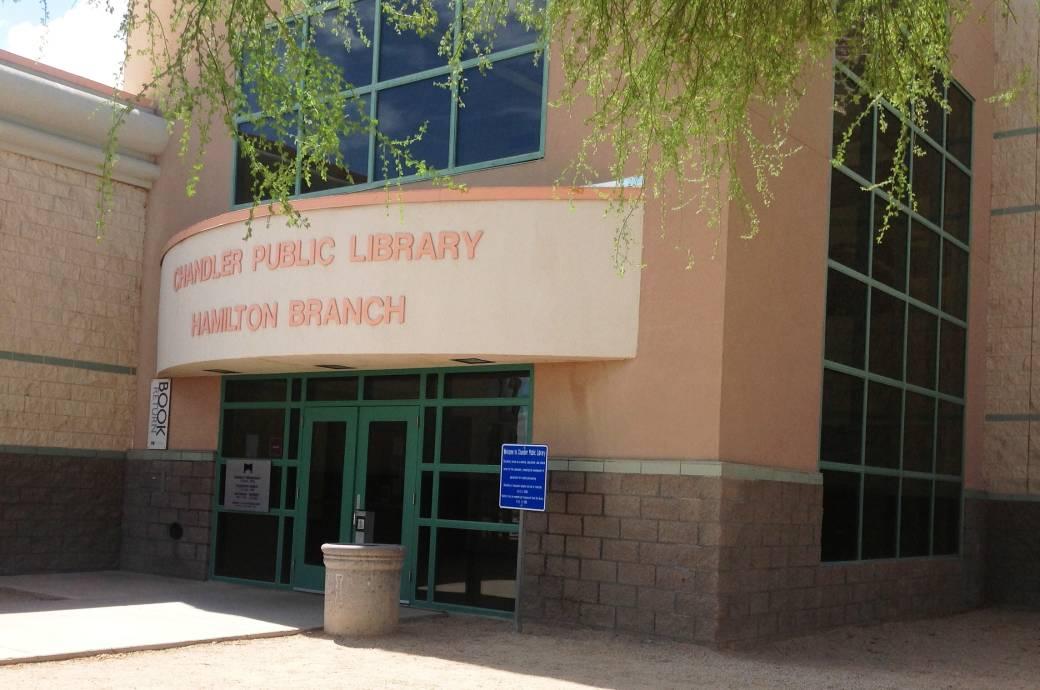 Hamilton Library - Exterior