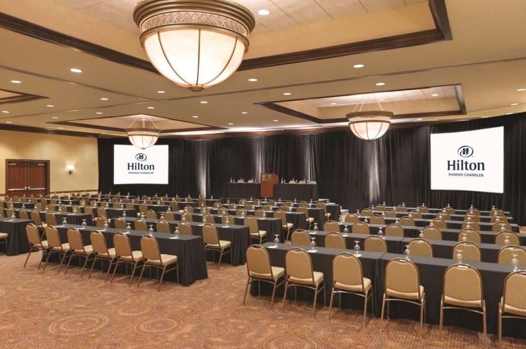 Hilton Phoenix Chandler Ballroom