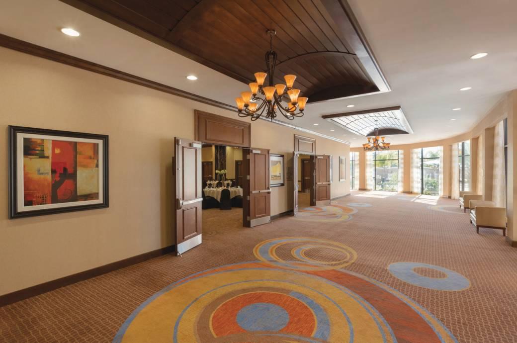 Hilton Phoenix Chandler Ballroom Foyer