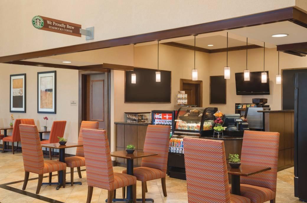 Hilton Phoenix Chandler Cafe 2929