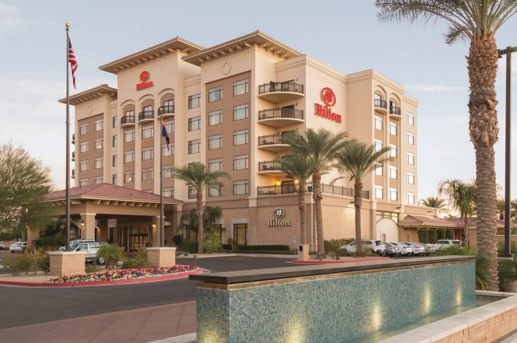 Hilton Phoenix Chandler Exterior