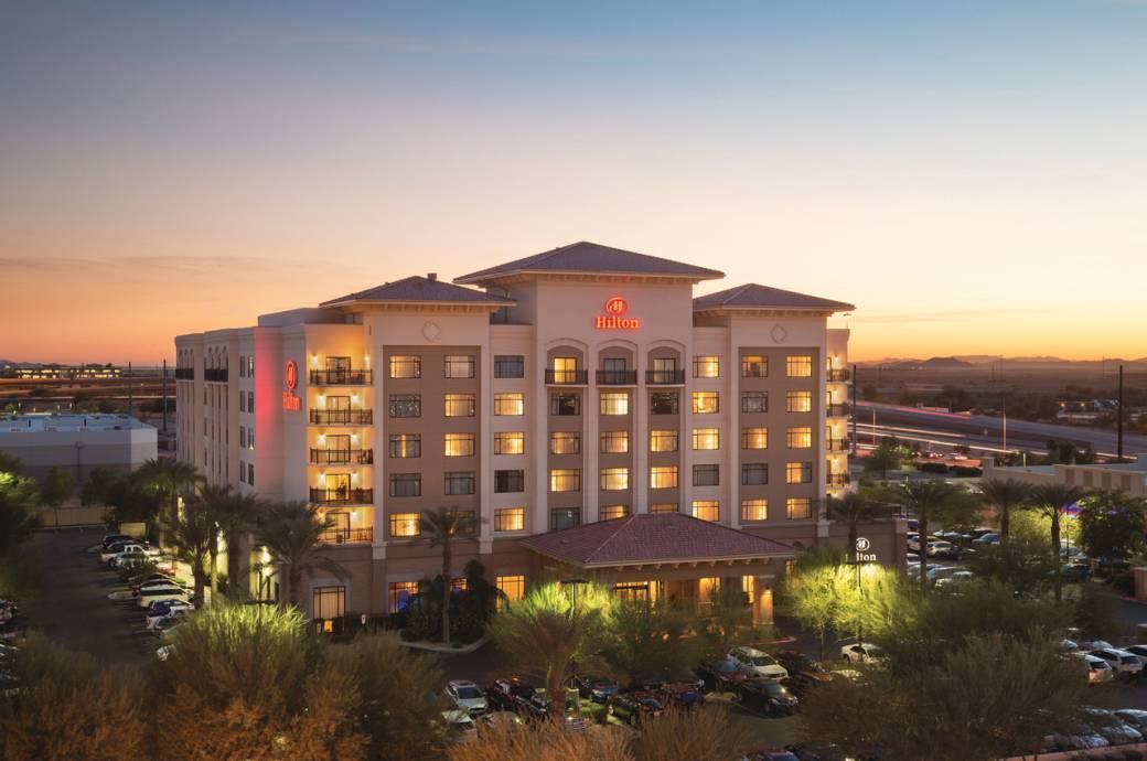 Hilton Phoenix Chandler Exterior 2