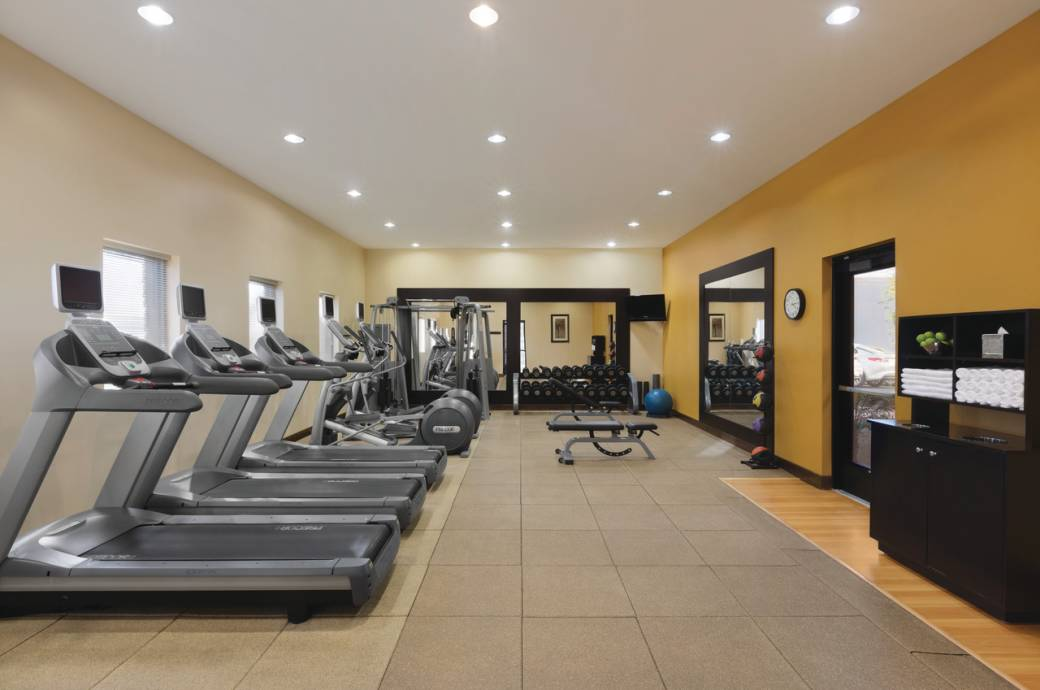 Hilton Phoenix Chandler - Fitness Room