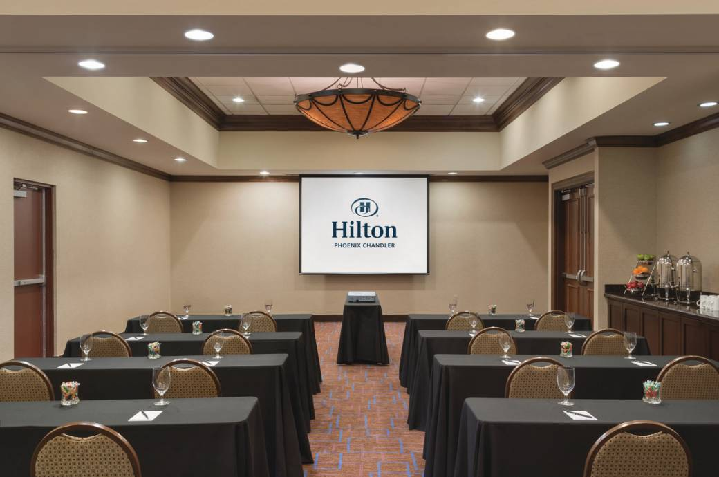 Hilton Phoenix Chandler - Maricopa Meeting Room