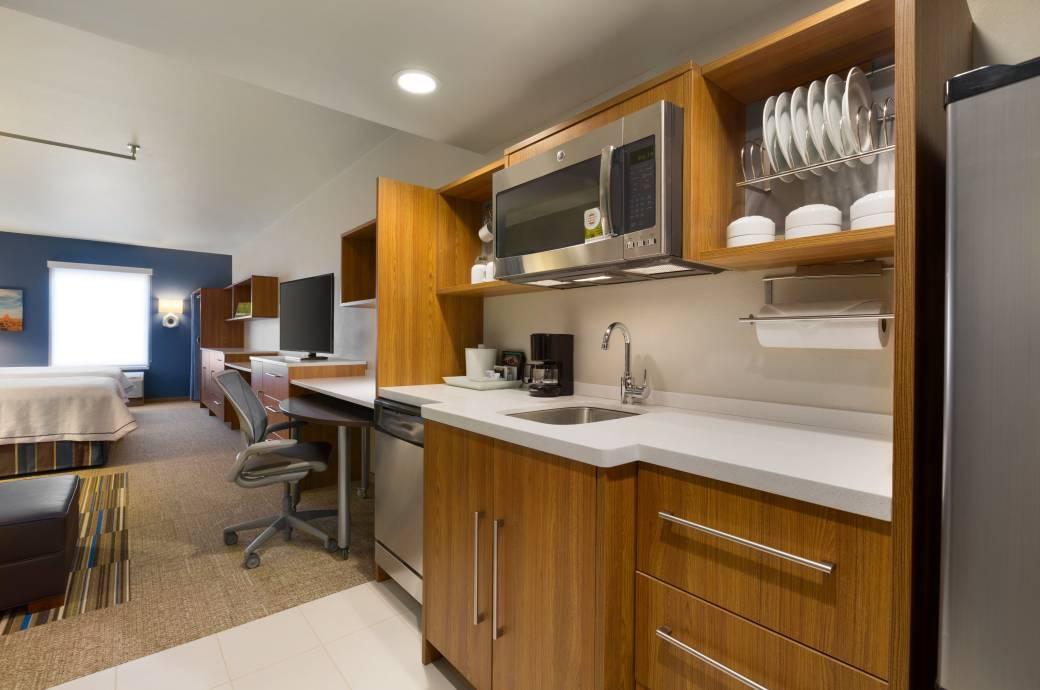 Home2 Suites by Hilton Phoenix Chandler PHXPC 2 Queen Studio Suite