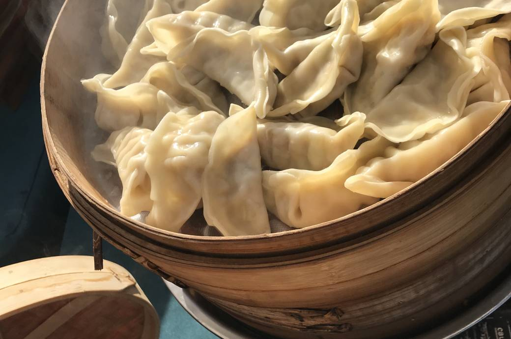 Hot Bamboo - handcrafted dumplings