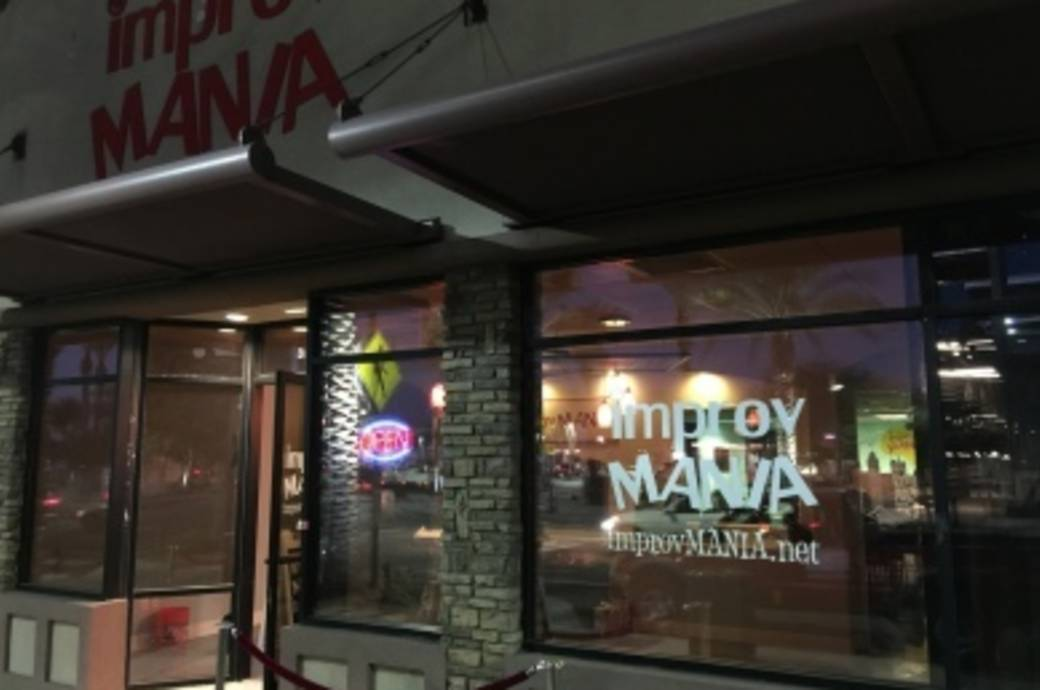 ImprovMANIA located in Downtown Chandler