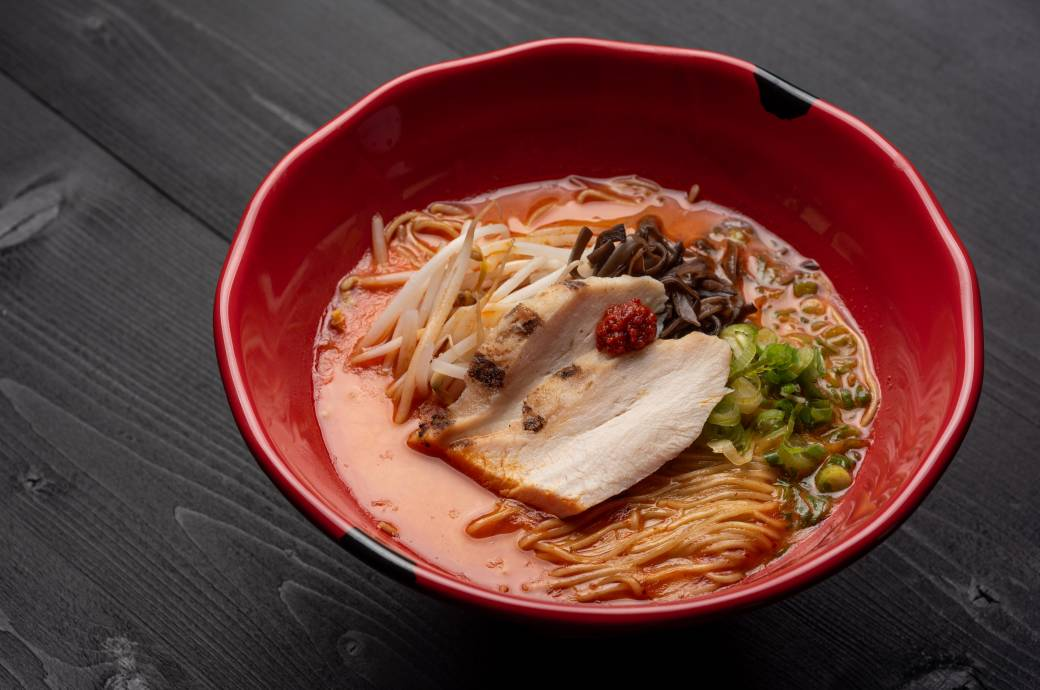 JINYA Ramen Bar - Spicy Chicken