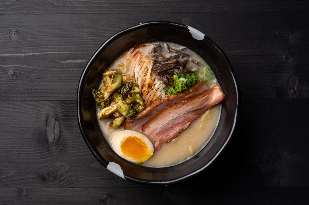 JINYA Ramen Bar - Sprouting Up Ramen