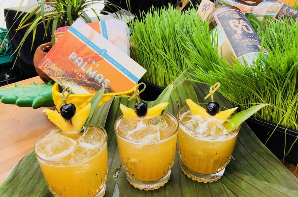 Las Palmas Cantina - Cocktails