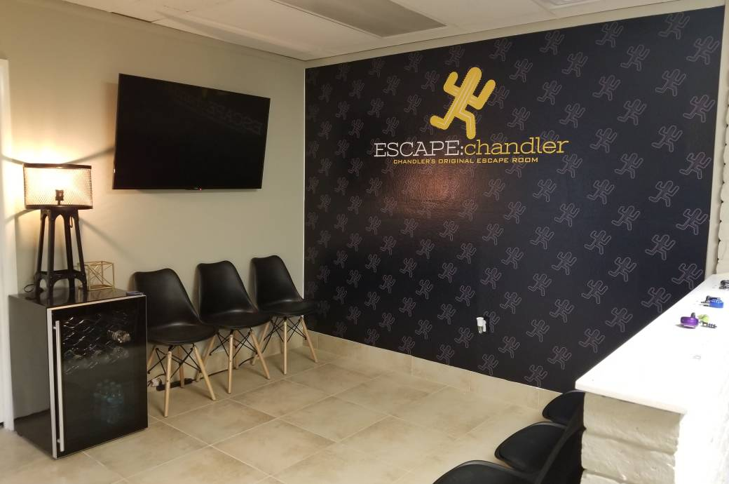 Escape Chandler - Lobby