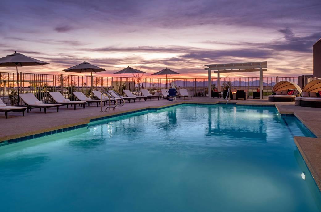 Marriott Phoenix Chandler - Pool