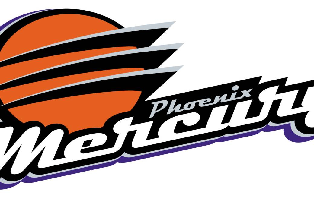 Phoenix Mercury team logo