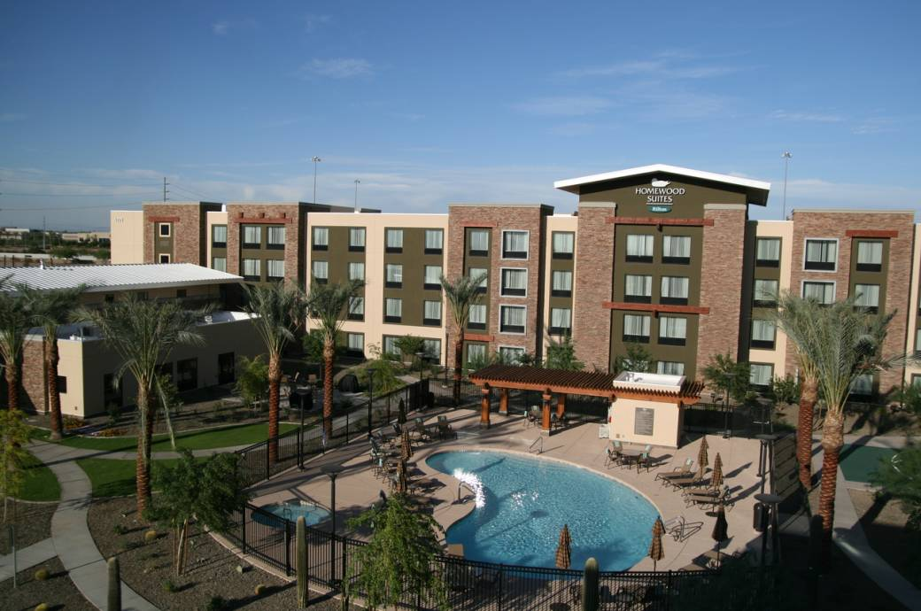 Homewood Suites Phoenix/Chandler Fashion Center Exterior View